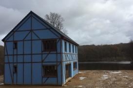 Une maison 100% autonome en Creuse