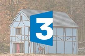 france3 Régions - La maison du futur en Creuse