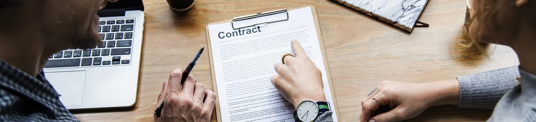 Garanties contrat