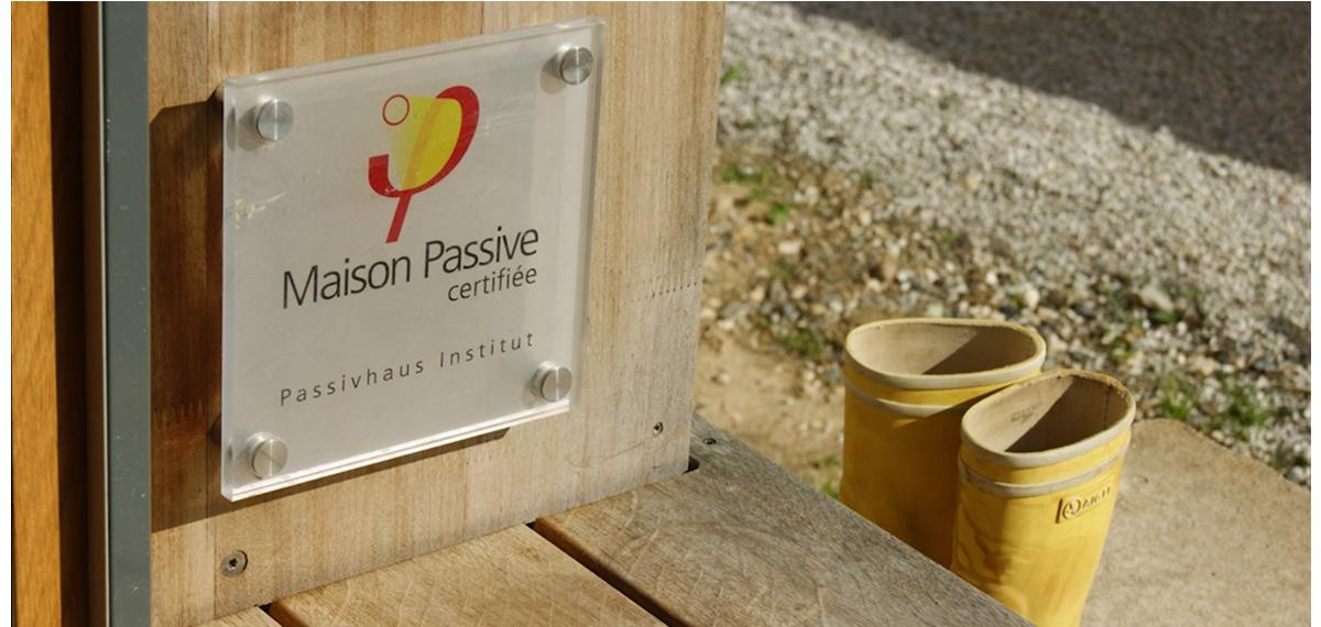 La maison passive certifiee